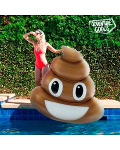 Colchoneta Hinchable Poo Emotion Adventure Goods
