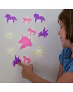 Unicornios Fluorescentes Junior Knows (14 piezas)