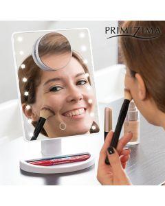 Espejo LED con Aumento para Maquillarse Primizima 0