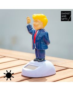 Mr. Trump Solar con Movimiento Gadget and Gifts