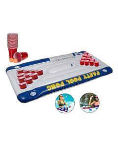 Colchoneta Hinchable Pool Pong Game 0