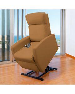 Sillón Relax Masajeador Levantapersonas Cecotec Compact Camel 6006 0