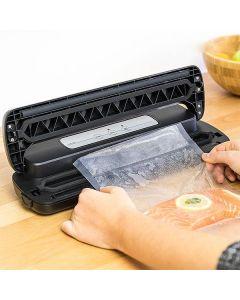 Envasadora al Vacío y Selladora Cecotec Sealvac 4049 LED 0,8 bar 110W Negro 0