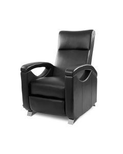 Sillón Relax Masajeador Push Back Negro Cecotec 6025 0