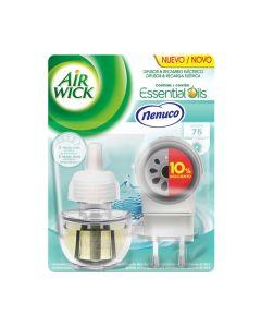 Ambientador Eléctrico y Recambio Air Wick Nenuco