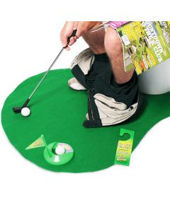 Juego de Golf para WC Gadget and Gifts 0