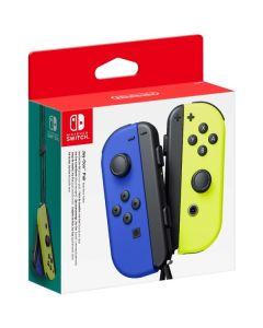 Gamepad Inalámbrico Nintendo Joy-Con Azul Amarillo 0