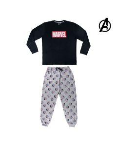 Pijama The Avengers 74853 Azul Adultos 0