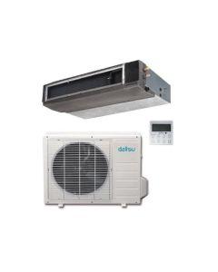 Aire Acondicionado por Conductos Daitsu ACD24KI-DB 6000 fg/h R32 Inverter A++/A+ 0
