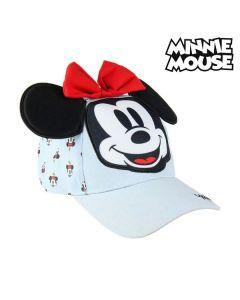 Gorra Infantil 3d Minnie Mouse 75313 Azul claro (53 Cm) 0