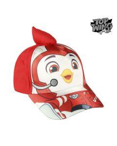 Gorra Infantil Top Wing 75324 Rojo (53 Cm) 0