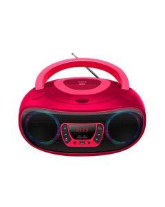 Radio CD Bluetooth MP3 Denver Electronics TCL-212MT 4W Rosa 0