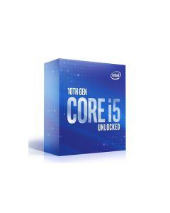 Procesador Intel i5-10600K 4.1 GHz 12 MB LGA 0