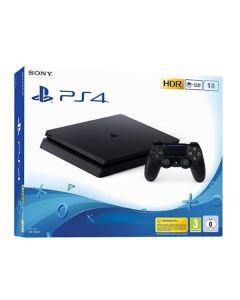 Consola Sony Playstation 4 Slim 1 TB Negro 0